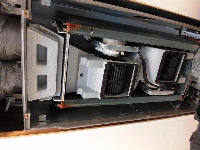 空気制御システム分解クリーニング(換気・空調)